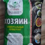 "Грунт белорусской фирмы ""Карио""."